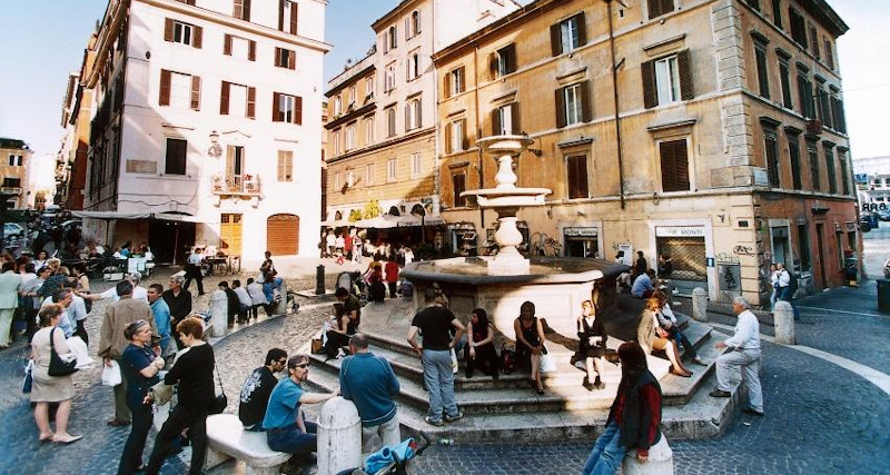 Tours in Rome Piazza Roma
